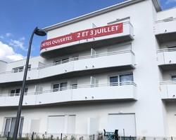bâche publicitaire - Décor 34 - Montpellier