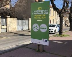 panneau dibon Montpellier