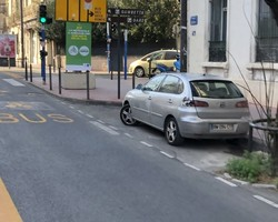 installation panneaux dibon Montpellier