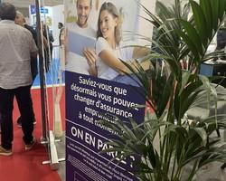 habillage stand salon - Décor 34 - Montpellier